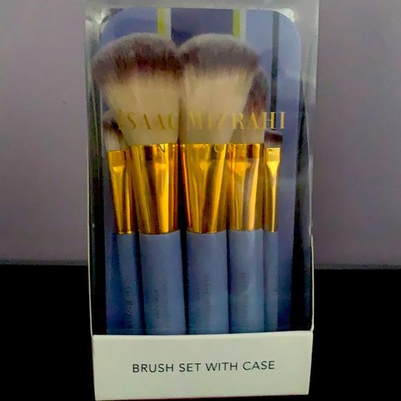 Brush set with Case